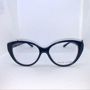 Ralph Lauren Black Cat Eye Eyeglasses